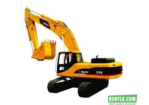 CONSTRUCTION MACHINES ON HIRE