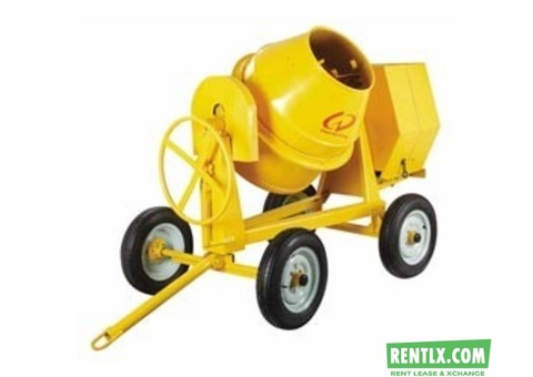 Concreting Machine and ladder for Rent