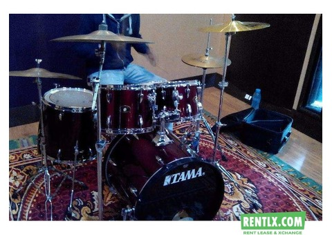 Drums on Rent