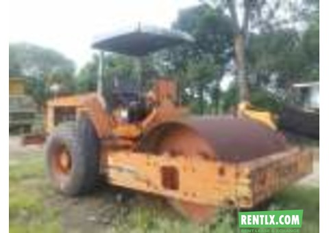 Soil Compactor on Rent