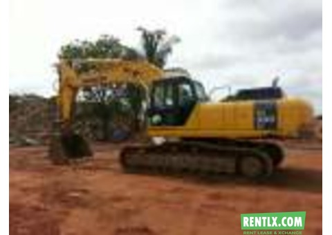 Rent and hire my pc 300 l&t komatsu