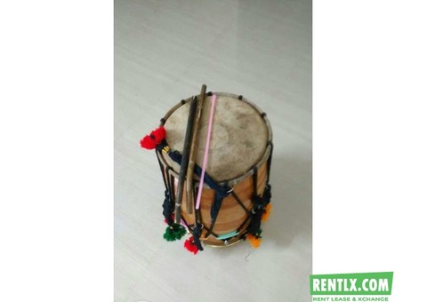 Punjabi Dhol on Rent