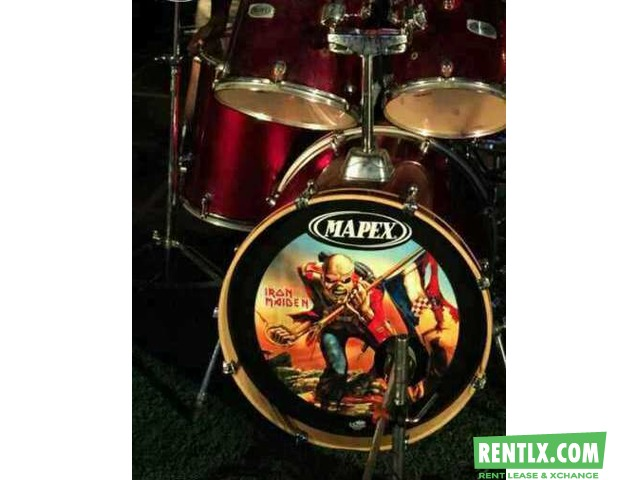 Drum kit For Rent