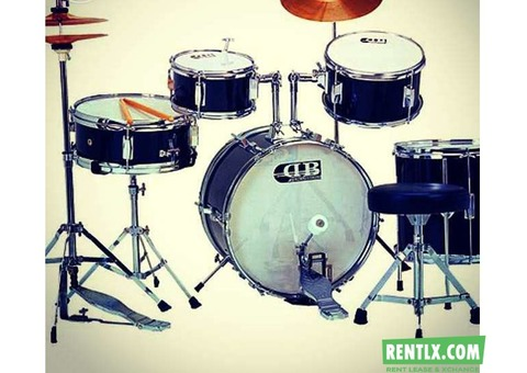 Drum Kit on Rent