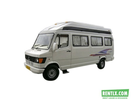 TEMPO FOR RENT ON DAILY & MONTHLY BASIS