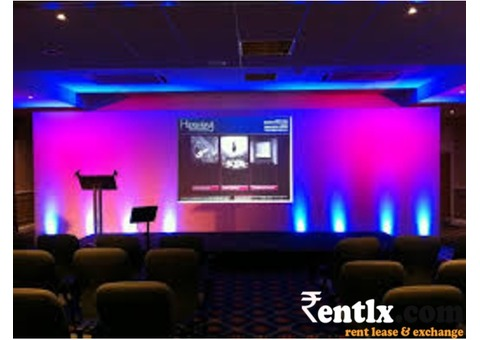 Audio Visual Equipment's on Rent in Mumbai