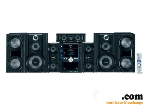 Music System on Rent in Ahmedabad