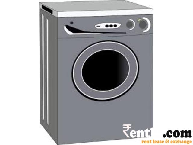 portal washing machine