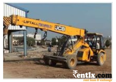 Hydra Crane Available On Rent