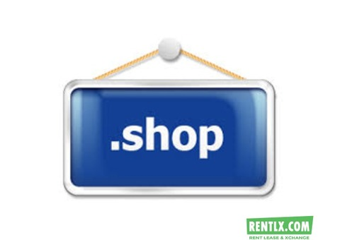 SHOP ON RENT