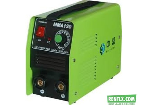 Welding Machines On Rent