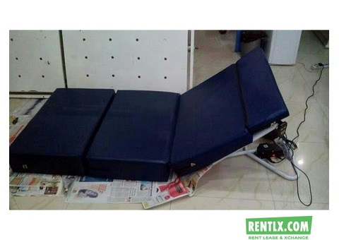 Motorized back rest bed recliner on rent