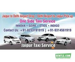 Jaipur to Delhi | Delhi to Jaipur | Taxi on Hire