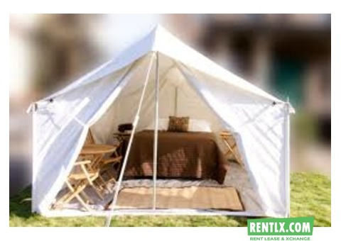 Camping Tents on Rent