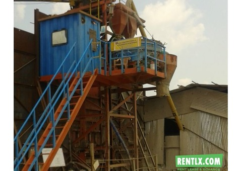 CONCRTE BATCHING PLANT FOR RENT