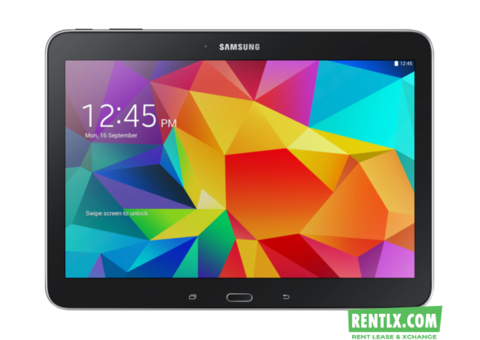 Samsung Galaxy Tab Rentals Service
