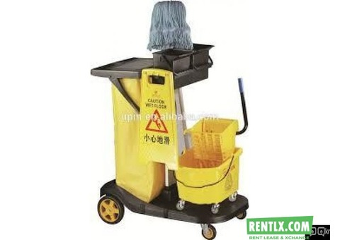Cleaning Equipment for Rent