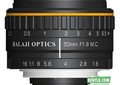 BO MACHINE VISION LENS | F-MOUNT LENSES | MACHINE VISION