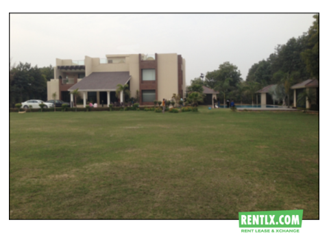 Farm house for lease in Delhi
