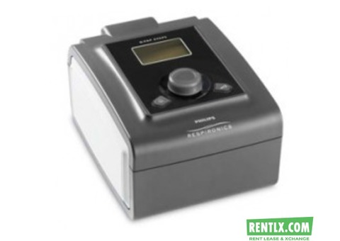 C-PAP and BI-PAP machine on rent