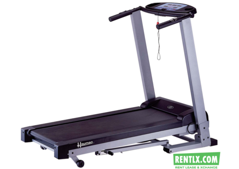 Treadmill on Rent Hire
