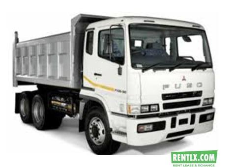 Tipper Truck on Rent