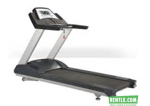 Fully automatic Treadmill on rent