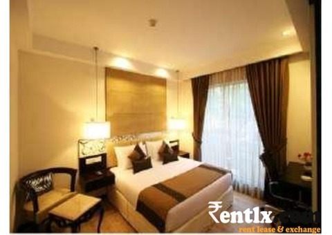 Guest house, service apartments for marriage/ wedding stay