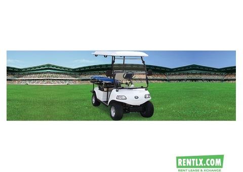 Golf Cart on Hire