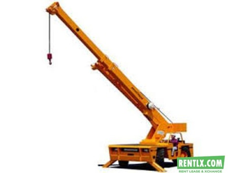 Crane Service on Hire