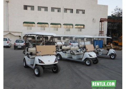 golf cart on rent