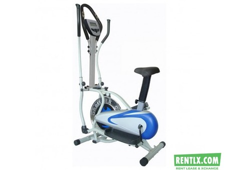 Fully automatic Treadmill on Hire rent
