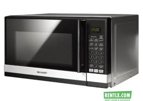 Microwave Oven For rent