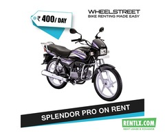 Motorcycles on rent in Bangalore | Bike Rentals in Bangalore