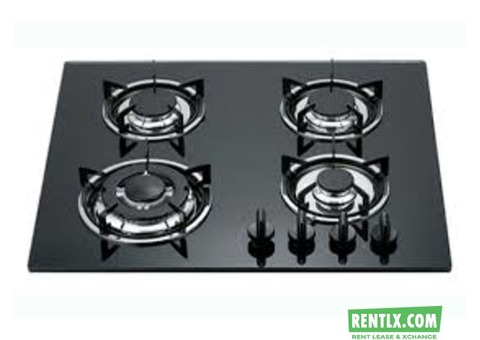 GAS STOVE ON RENT