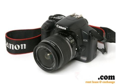 Camera on Rent