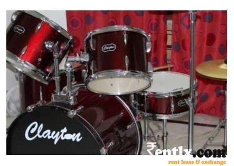 Musical Instruments for Rent - Hyderabad