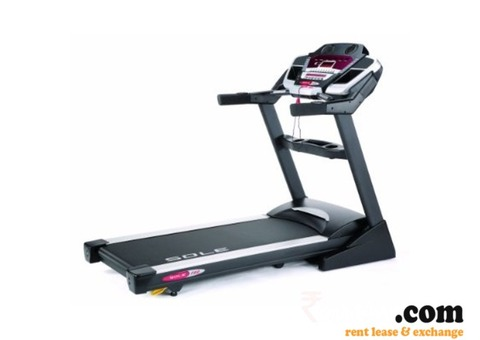 Fitness equipment treadmill on hire rent - Delhi