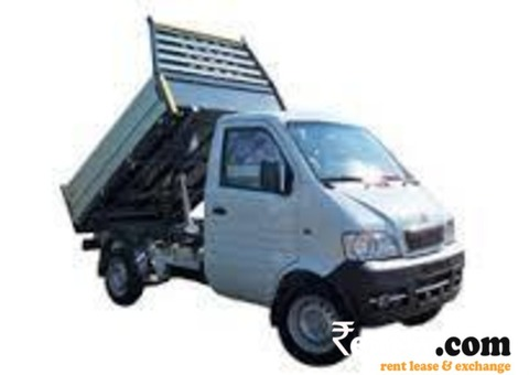 Tipper Mini Trucks on Rent