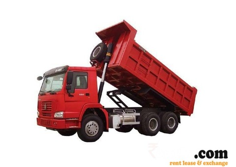 Tipper Trucks Rental Services