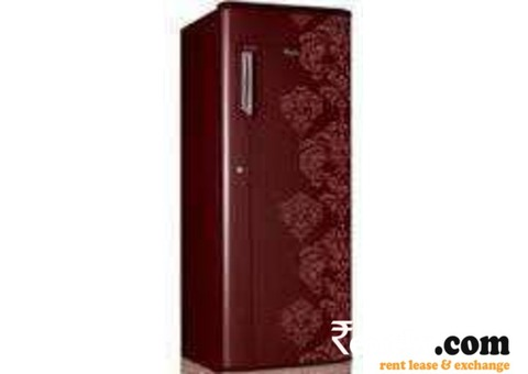 Haier single door fridge on rent at hadapsar - Pune