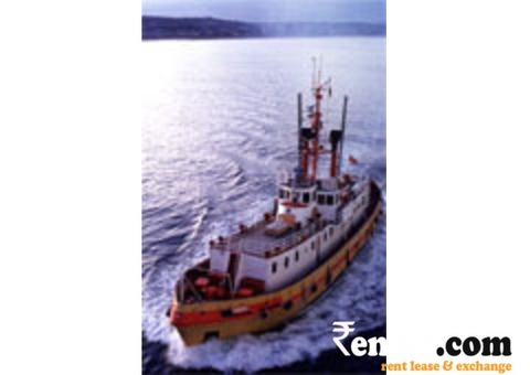 Ship on rent