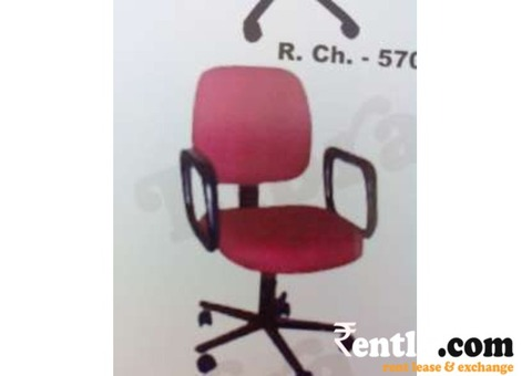 Chairs on rent for office. - Kolkata