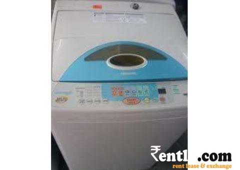 Old Washing Machine on Rent - Pune