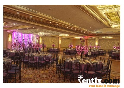 Banquet Hall on rent in Chennai