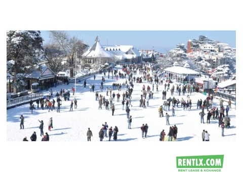 Holiday,Shimla,Kullu,Manali