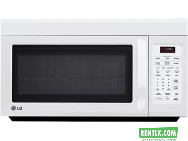 Microwave Oven On Rent
