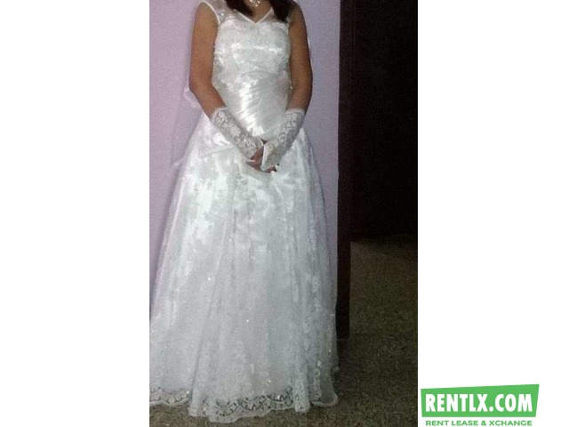 wedding gown for rent in Mangalore ✭ Rentlx.com - India\'s Most ...