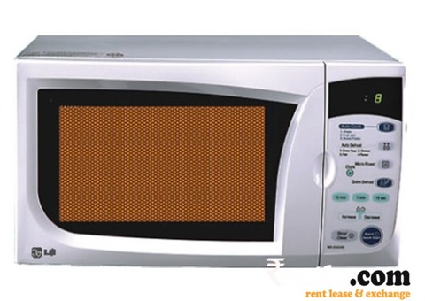 Desktop Microwave oven on rent