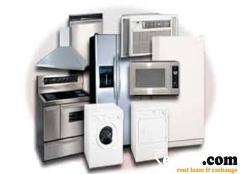 Home Appliance on rent in Pune